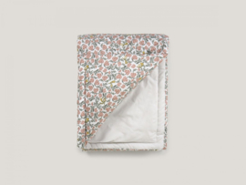 Garbo&Friends Floral Vine Filled Blanket 90x120cm