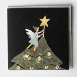 Gemma Koomen 'Star Fairy' greeting card
