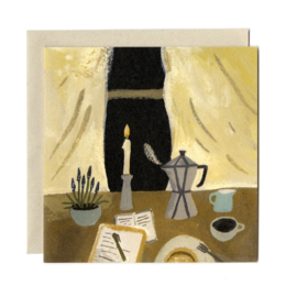 Gemma Koomen 'Setting Intentions' greeting card