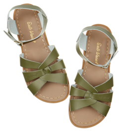 Salt-Water Sandals Original Olive (Women)