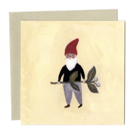 Gemma Koomen 'Gnome' greeting card
