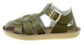 Salt-Water Sandals Shark Olive