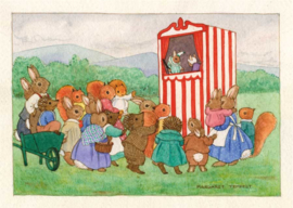 Margaret Tempest The Punch & Judy Show