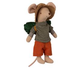 Maileg - Wandelaar muis, grote broer