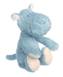 Sigikid - Cuddly friend hippo Green