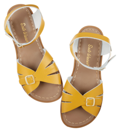 Salt-Water Sandals Classic Mustard (Women)