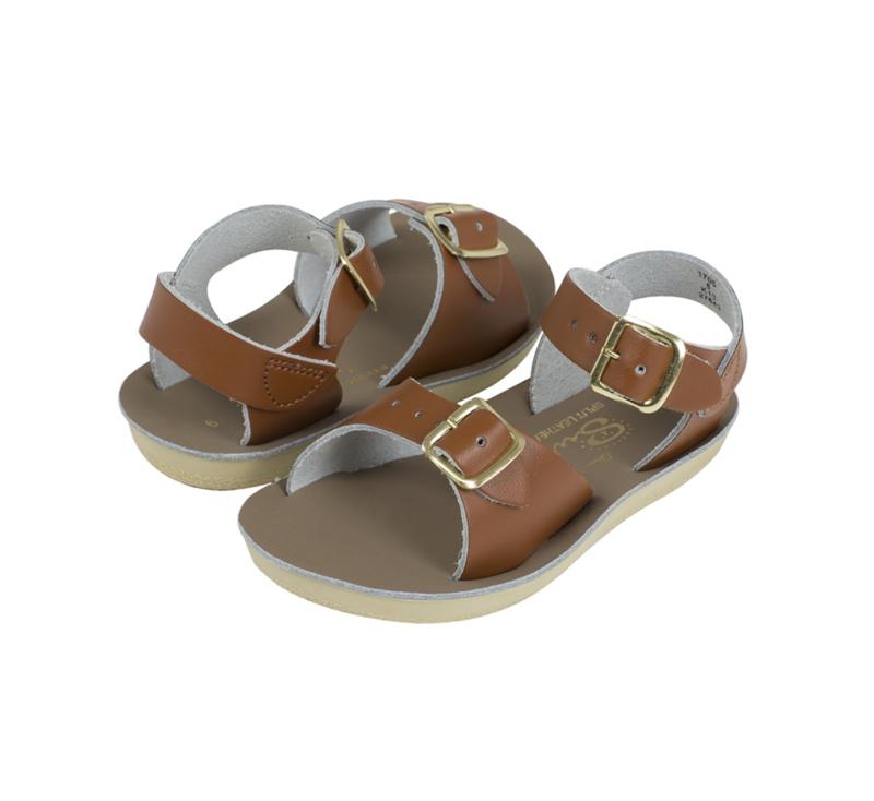 Salt-Water Sandals Surfer Tan