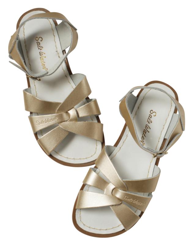 Salt-Water Sandals Original Gold (Kids)