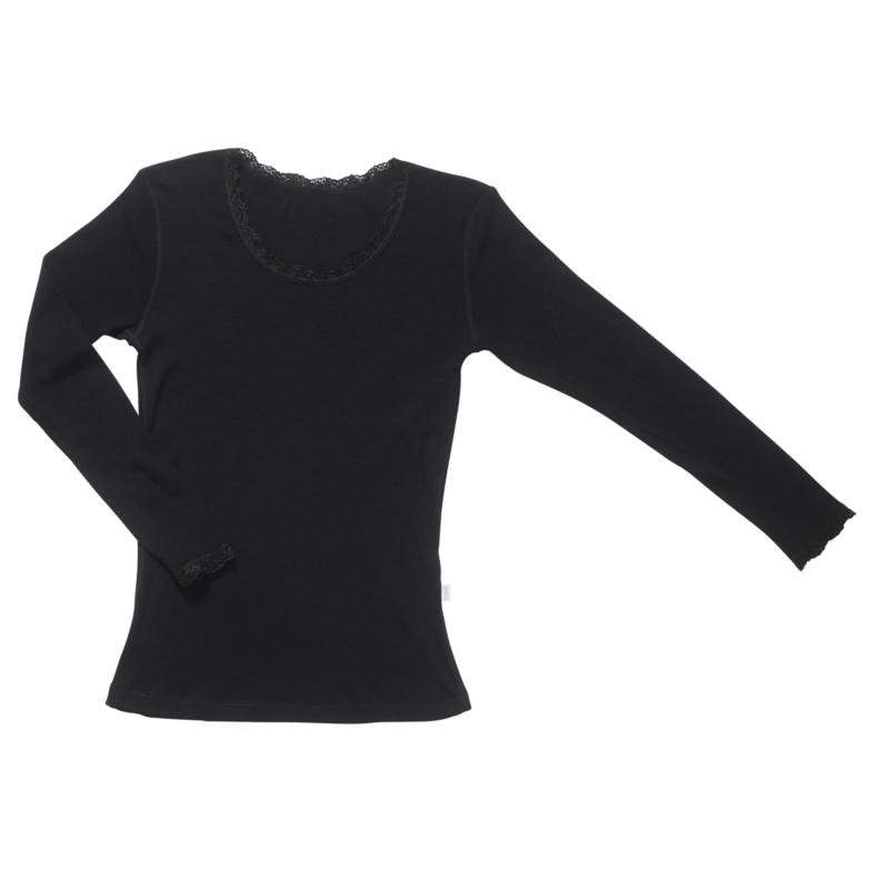 Joha blouse woman black