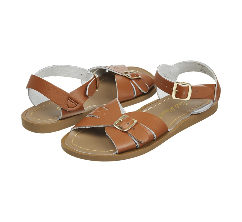 Salt-Water Sandals Classic Tan (Women)