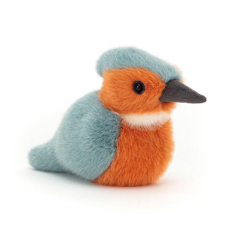 Jellycat - Birdling kingfisher