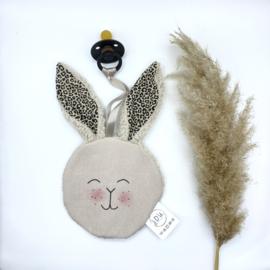 Bunny het konijn speendoekje