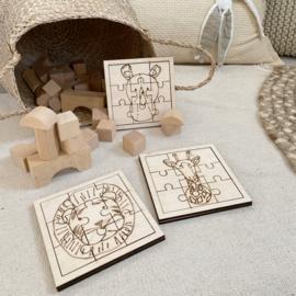 Totaalpakket puzzels
