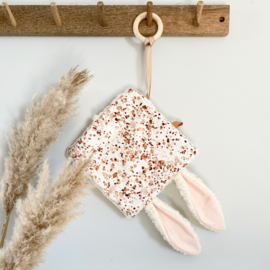 Knuffel-BUNNY Spetter Roest