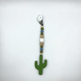 Bijtkoord cactus donker groen