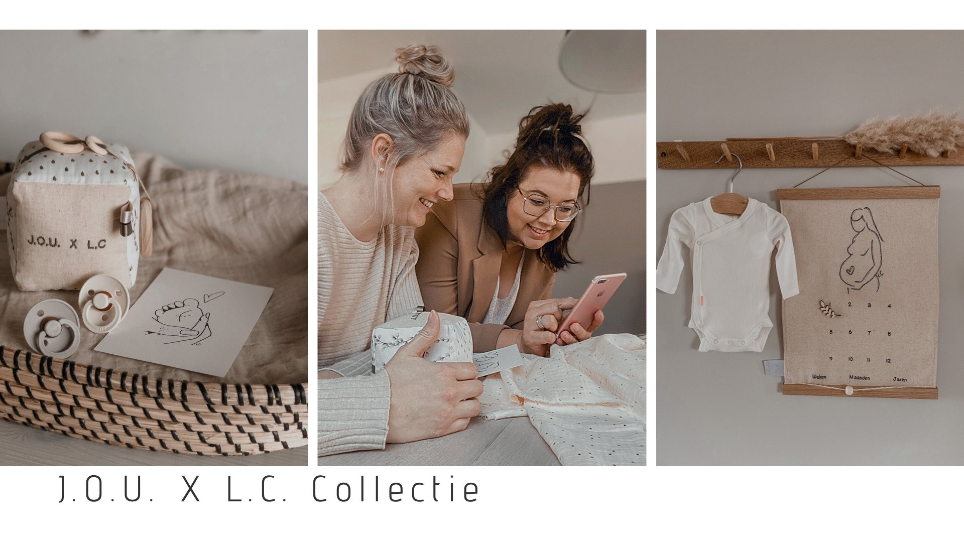 J.O.U. X L.C. Collectie