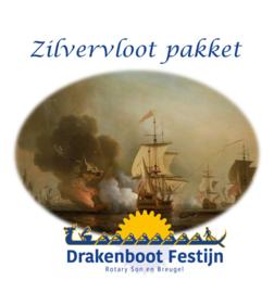 Zilvervloot pakket (voor vrienden- of verenigingsteam)