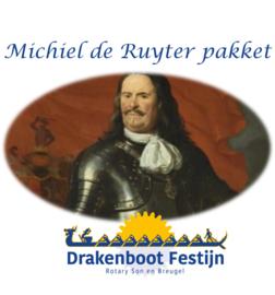 Michiel de Ruyter pakket (voor bedrijven)