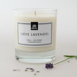 Geurkaars Lieve Lavendel