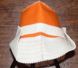 Saunahat Cowboy Oranje