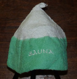 Klasieke saunamutsen