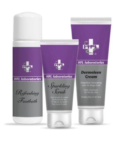 Verwenpakket HFL producten
