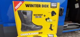 Winterbox  SAFETY JOGGER BESTBOOT S3