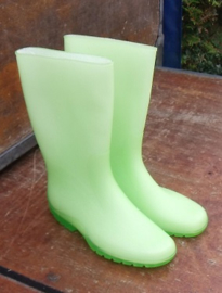 Regenlaars Lime Groen