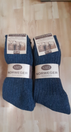 Noorse Sokken met wol
