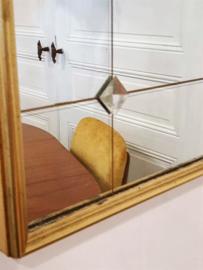 Hele mooie Vintage Hollywood Regency spiegel