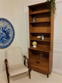 Vintage Louis van Teeffelen, Webe lounge fauteuil/easychair