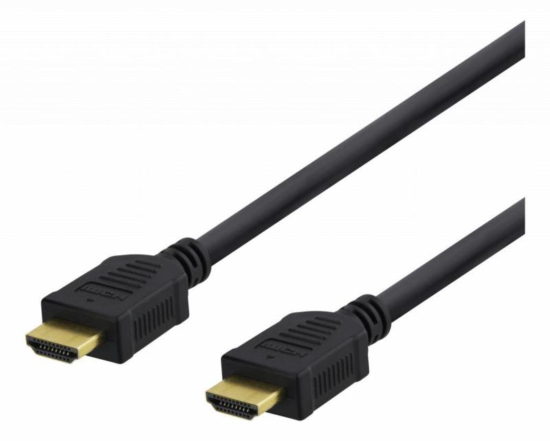 HDMI 4K 1 meter V2.0 met ethernet