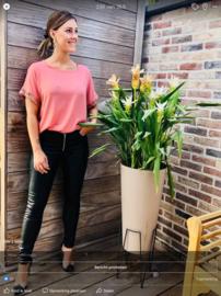 T-shirt roze Medium