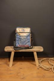 Messenger Bag van Cementzakken