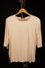 Naveed Tshirt in licht zalm 46-52