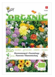 Organic Bloemenmengsel Bijen