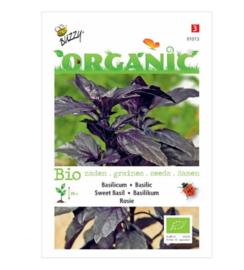 Bio Organic Basilicum Rosie