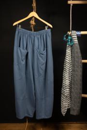 Moonshine broek in blauw 54-56