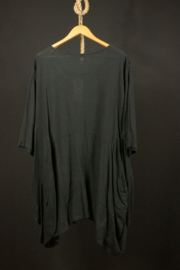 Moonshine shirt in zwart 50-58