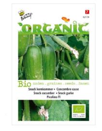 Organic Snackkomkommer Picolino F1