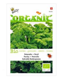 Bio Organic Peterselie Gekrulde Donkergroene