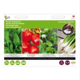 Zaadmatjes Salade 4 matjes