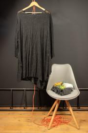 Moonshine kanten* shirt Roses lang 46-58