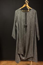 Boris mooie lange jurk 46-54