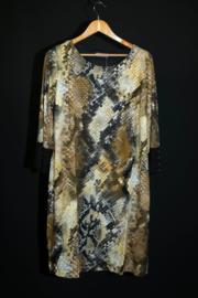 Pardon jurk met print 48