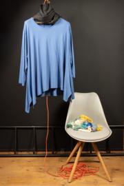 Akh Tshirt in blauw 50-56