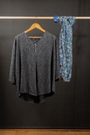 Naveed shirtje donkerblauw 48-52