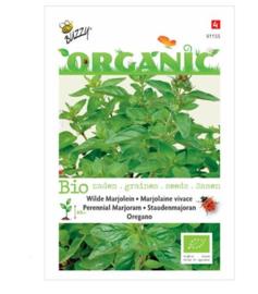 Bio Organic Wilde Marjolein - Oregano