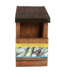 Vogelhuisje voor roodborstje