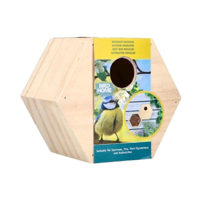 Hexagon Mezen Nestkast